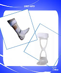 AFO Ankle Foot Orthosis Night Splint For Drop Foot-1007