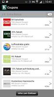 Screenshot of Kurier Service