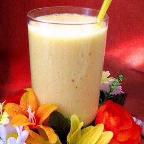 A smoothie For Breakfast