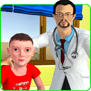 Emergency Doctor Simulator 3D For PC