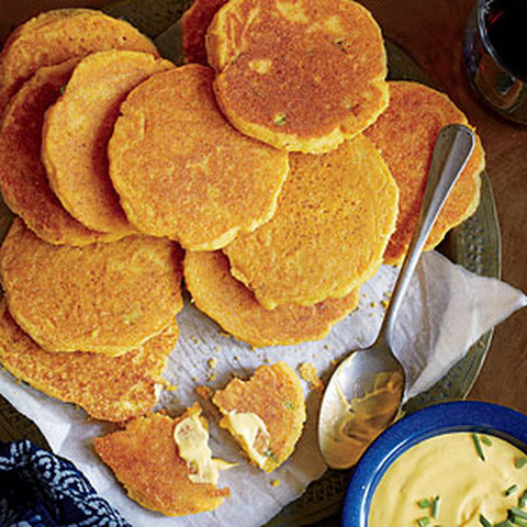 Griddle Corn Cakes Recipe | Yummly