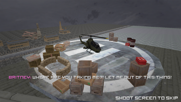 Shooting Game Gun Assassin 3D apk screenshot