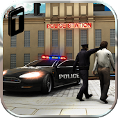 Crime Town Police Car Driver APK for Bluestacks