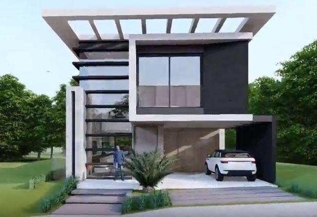 CA0118-CST, Casa de 3 quartos, 255 m² à venda no Santa Felicidade - Curitiba/PR