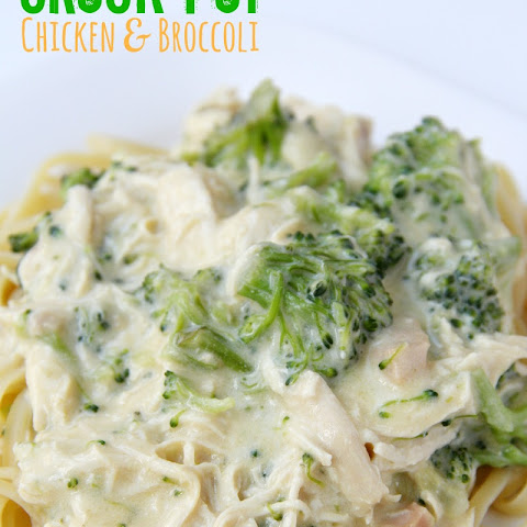 Crock Pot Chicken & Broccoli