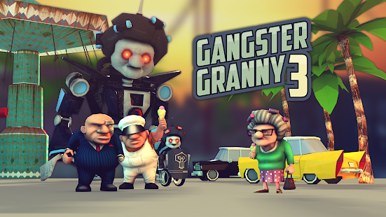 Gangster Granny 3 android spiele download