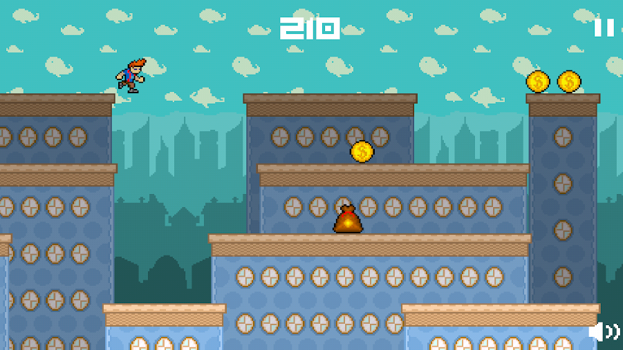 Roof Runner APK