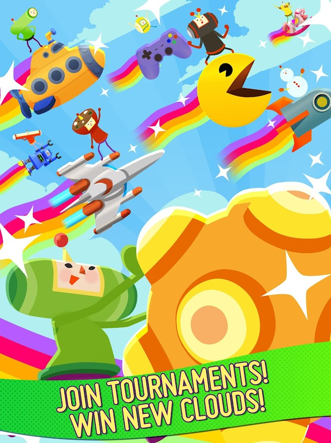 Tap My Katamari - Idle Clicker Screenshot 11