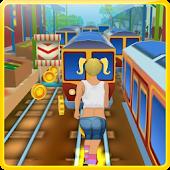 Game Subway Train Rush Runner APK for Kindle