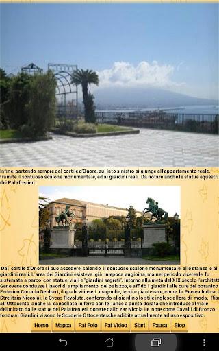 Napoli Palazzo Reale - screenshot