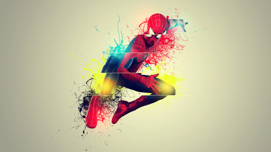 Superhero Wallpapers HD Screenshot