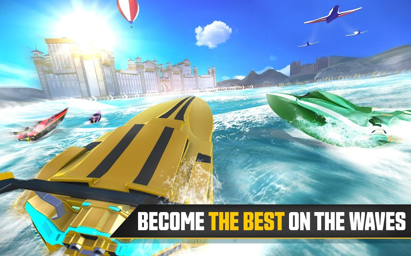 Driver Speedboat Paradise Screenshot 12