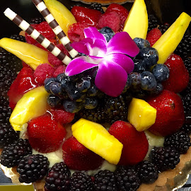 Celebration Tart by Lope Piamonte Jr - Food & Drink Candy & Dessert