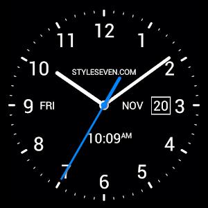 Cover art Analog Clock LiveWallpaper7PRO