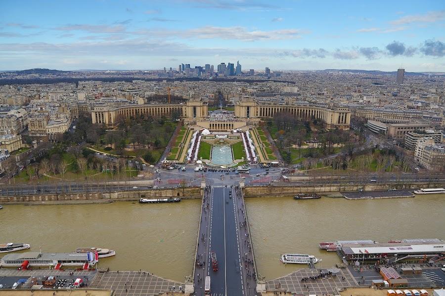 Paris view by Andre Chandra - City,  Street & Park  Skylines ( pwcskylines,  )