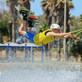 LAKE TELAVIV by Dong Leoj - Sports & Fitness Watersports ( sports&fitnèss, watersports )