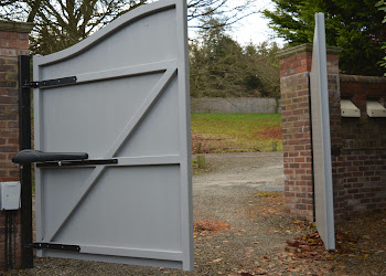 Manual Gate Automation | Alban Gates | Hertfordshire
