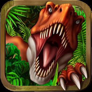 Cover art DINO WORLD Jurassic builder 2