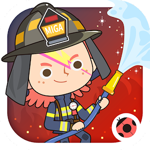 Miga Town: My Fire Station For PC / Windows 7/8/10 / Mac – Free Download