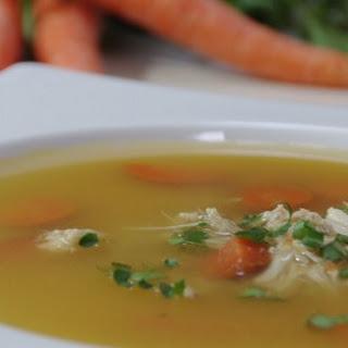 Consomme Soup Vegetables Recipes
