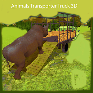 Animal Truck Transport 2017