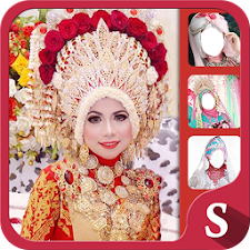 Traditional Hijab Wedding