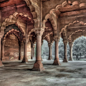 The Red Fort, India by Khaled Ibrahim - Buildings & Architecture Public & Historical (  )
