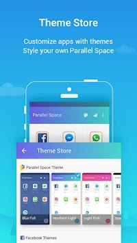 Parallel Space-Multi Accounts APK screenshot thumbnail 5