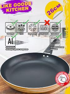Сковорода серии Like Goods, LG-11977