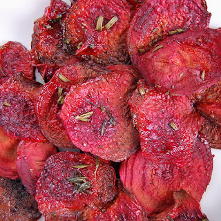 Healthy Beet Chips Recipes