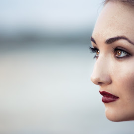 by Roxanne Wentzel - People Portraits of Women