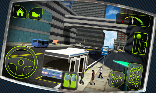 Bus Driver 3D screenshot 1