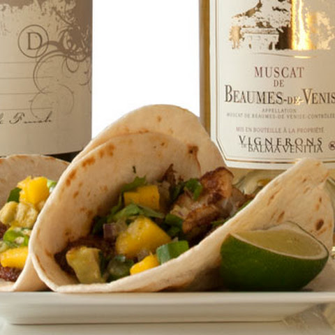 Cool off with some Spicy Fish Tacos & Summer Wine pairings