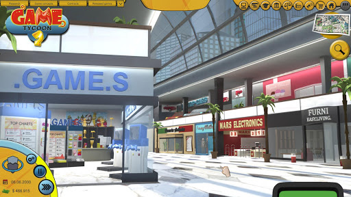 Game Tycoon 2 - screenshot