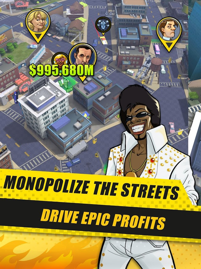 Crazy Taxi Tycoon Screenshot 9
