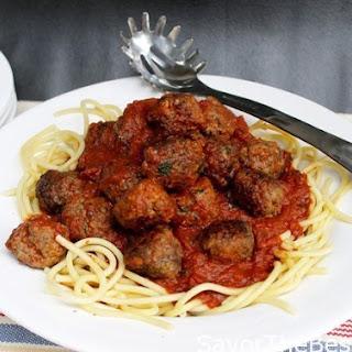 Italian Spaghetti Sauce Allspice Recipes