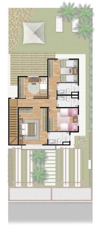 Casa em condomínio à Venda - Parque Xangrilá
