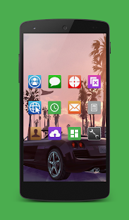 Vinewoodlop CM13 CM12 Theme- screenshot thumbnail