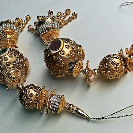 the glitter by Pradeep Kumar - Artistic Objects Jewelry