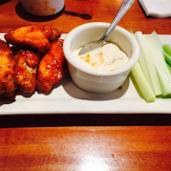 Stupid good wings!!! I would literally come back just for the baked GF Wings!!