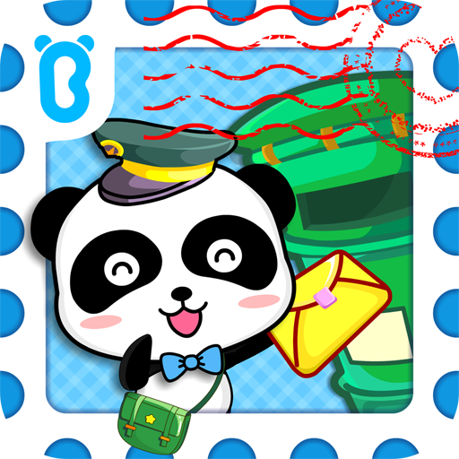 Baby Panda's Post Office (game)