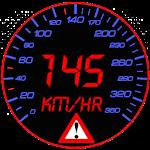 GPS Speedometer - Trip Meter - Altimeter Icon