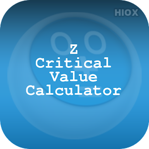 Download Z Critical Value Calculator for Windows Phone