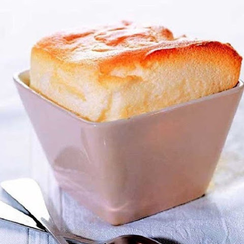 Cottage Cheese Soufflé With Fruit Pieces Fitness Yummy! (weight Loss)