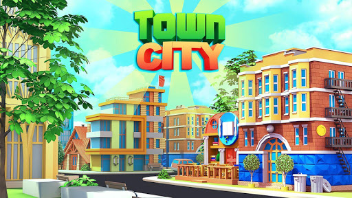 Town City - Village Building Sim Paradise Game 4 U screenshot 1