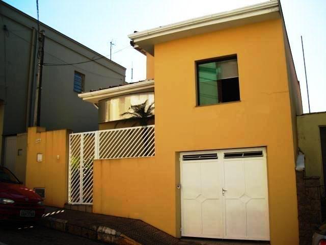 Casa residencial para venda e locação, Centro, Itatiba.