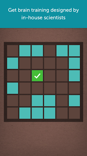 Lumosity - Brain Training Android App Screenshot