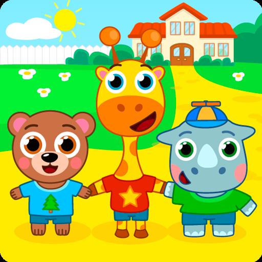 Kindergarten : animals (game)