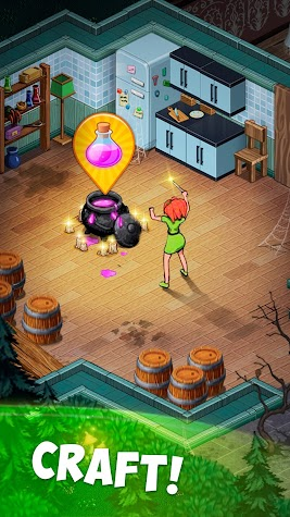 Ghost Town Adventures: Mystery Riddles Game Screenshot