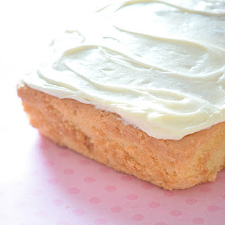 Plain Vanilla Cake Recipes